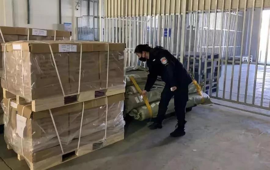 兰州至比利时国际货运新航线首航