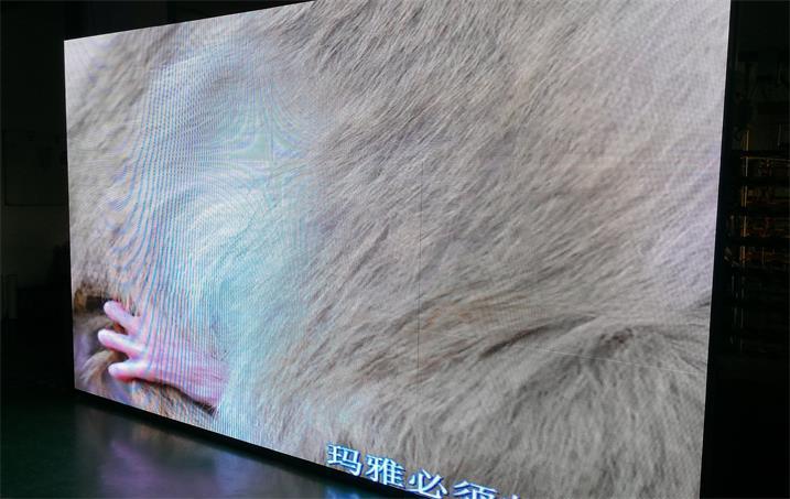 安庆市天域花园酒店LED户外舞台屏专用P3.91租赁箱体(奥马哈)