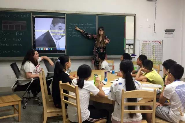 干货篇 | 成都王府外国语学校外教公益夏令营课程大起底