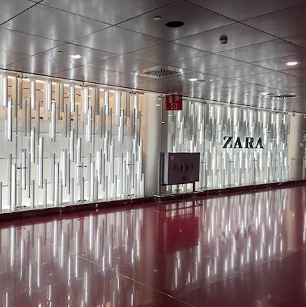 西班牙ZARA专卖店