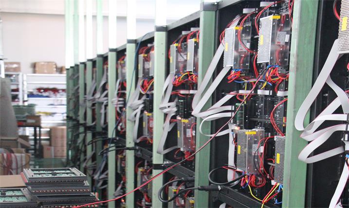 朝阳市婚庆公司LED室内显示屏专用P6全彩模组(奥马哈)