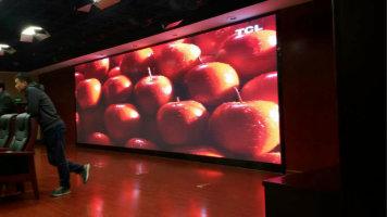 济宁市白玉兰酒店宴会厅LED舞台屏专用P2.976户外租赁箱体(奥马哈)