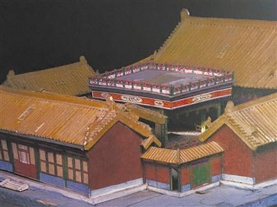 """深藏故宫里的古老""""3D打印""""技术"""