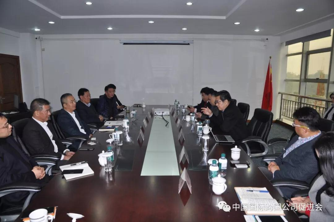 张笑宇常务副会长访问上海交通大学并 顺访上海市青浦区