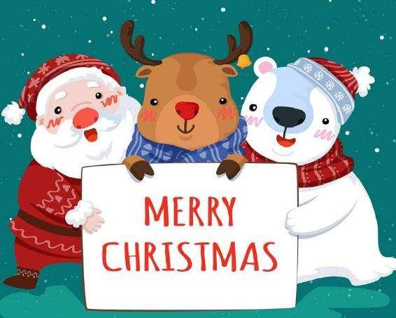 叮咚!您有一份圣诞亲子邀请函,请查收!