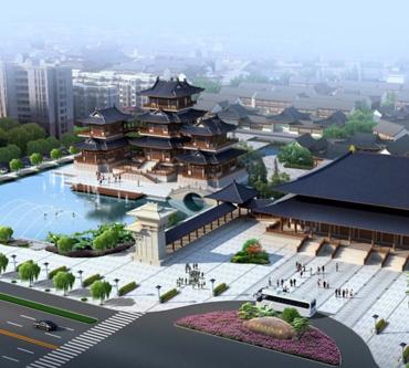 隋唐运河博物馆设计
