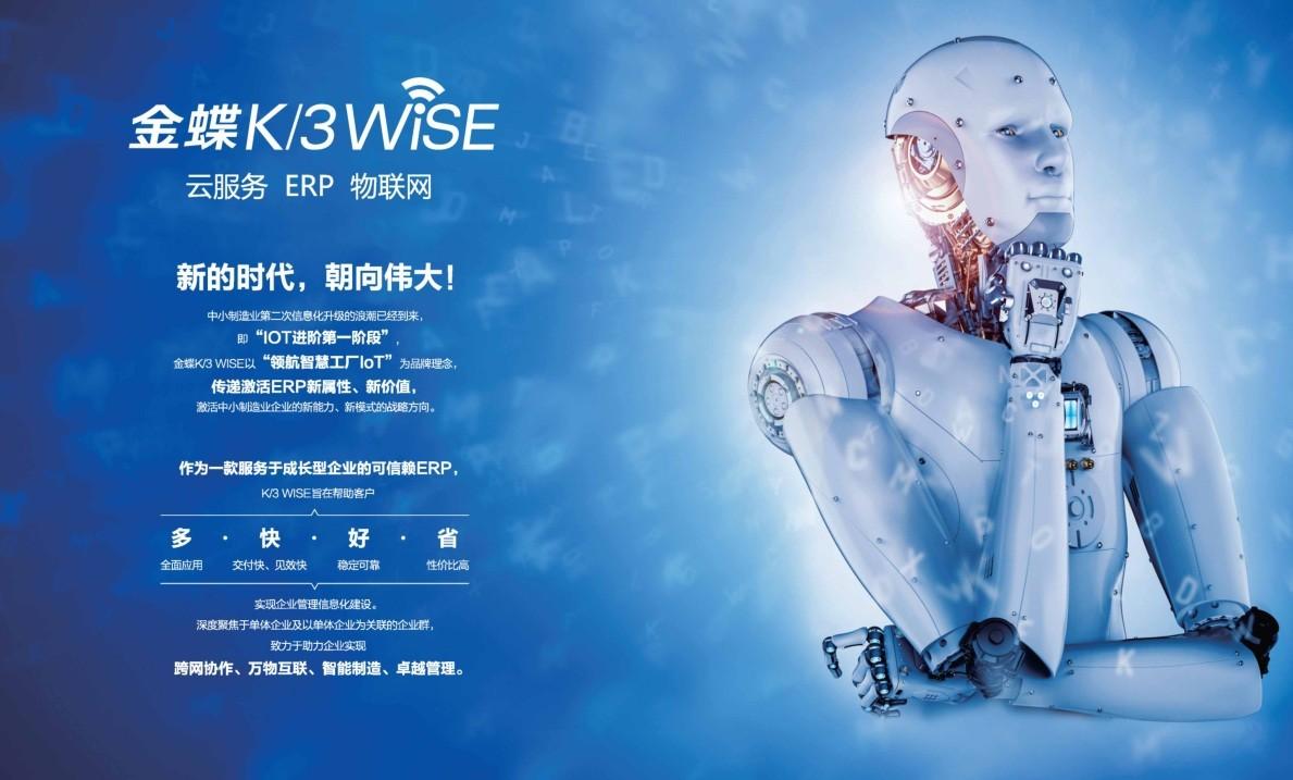 金蝶K3 WISE