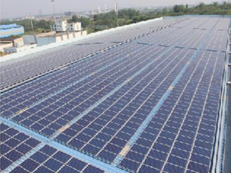 2017年 南京雨花台区20MW分布式光伏电站