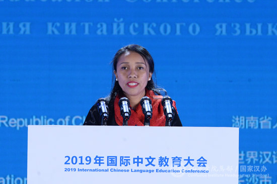 孙春兰出席国际中文教育大会时强调, 深化国际中文教育,让世界更加了解中国