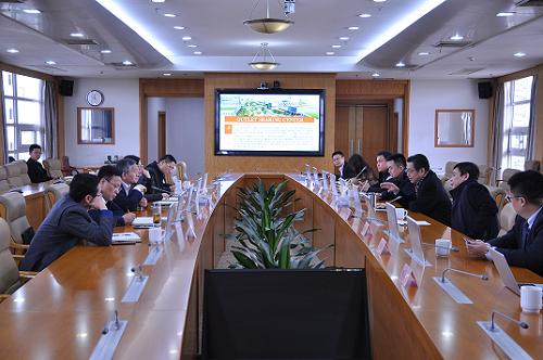 我会常务副会长、联合国和平大学校董 张笑宇一行访问浙江省嘉兴市