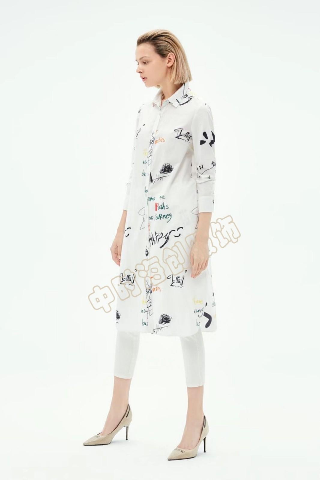 中时海创品牌女装折扣【EON】20春装系列品牌上新