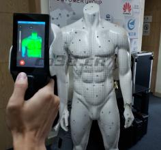人体模特三维扫描