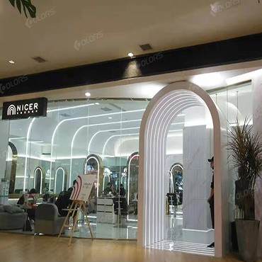 Changsha Guanghuo City NICER Hairdressing Shop
