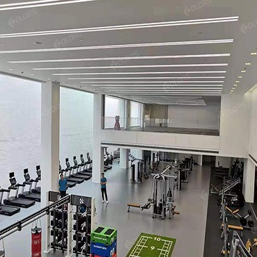 Yinglan International Finance Center Fitness Club