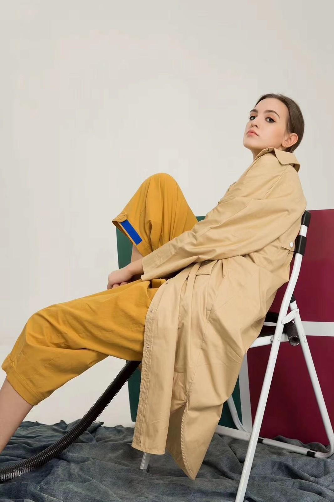 中时海创品牌女装折扣【空序】20春装系列品牌上新