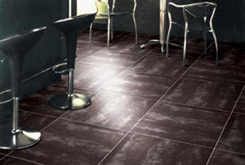 郑州餐厅设计师推荐金属釉面砖在工业风中的应用