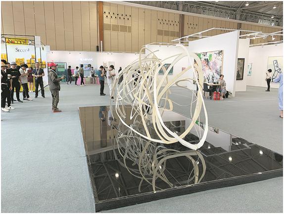 Art Chengdu国际当代艺术博览会在蓉开幕