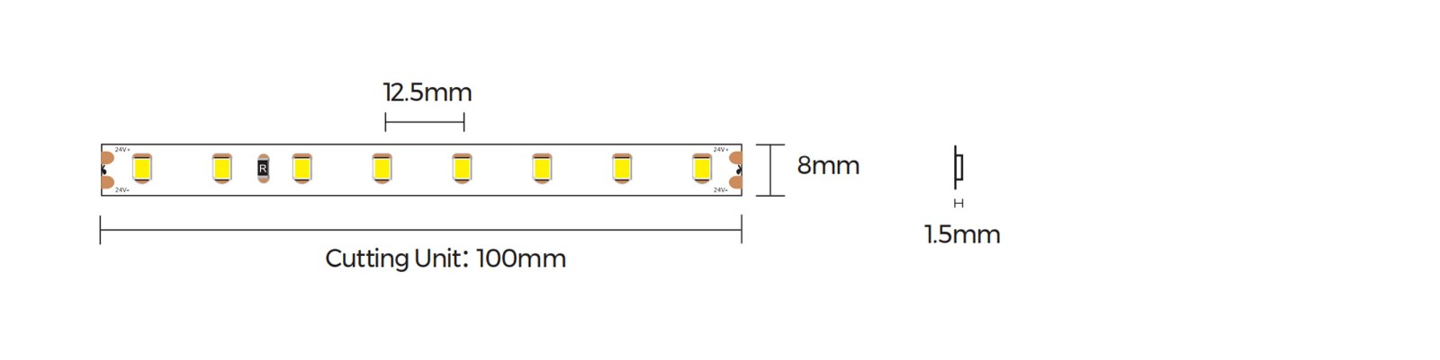 D880-24V-8mm