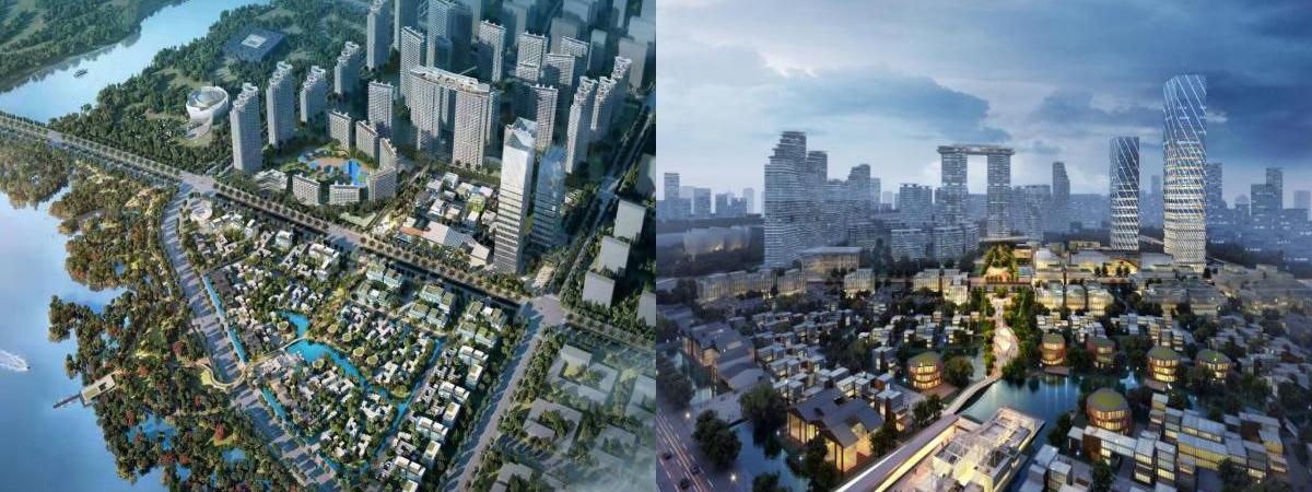 红树林现代金融产业城介绍