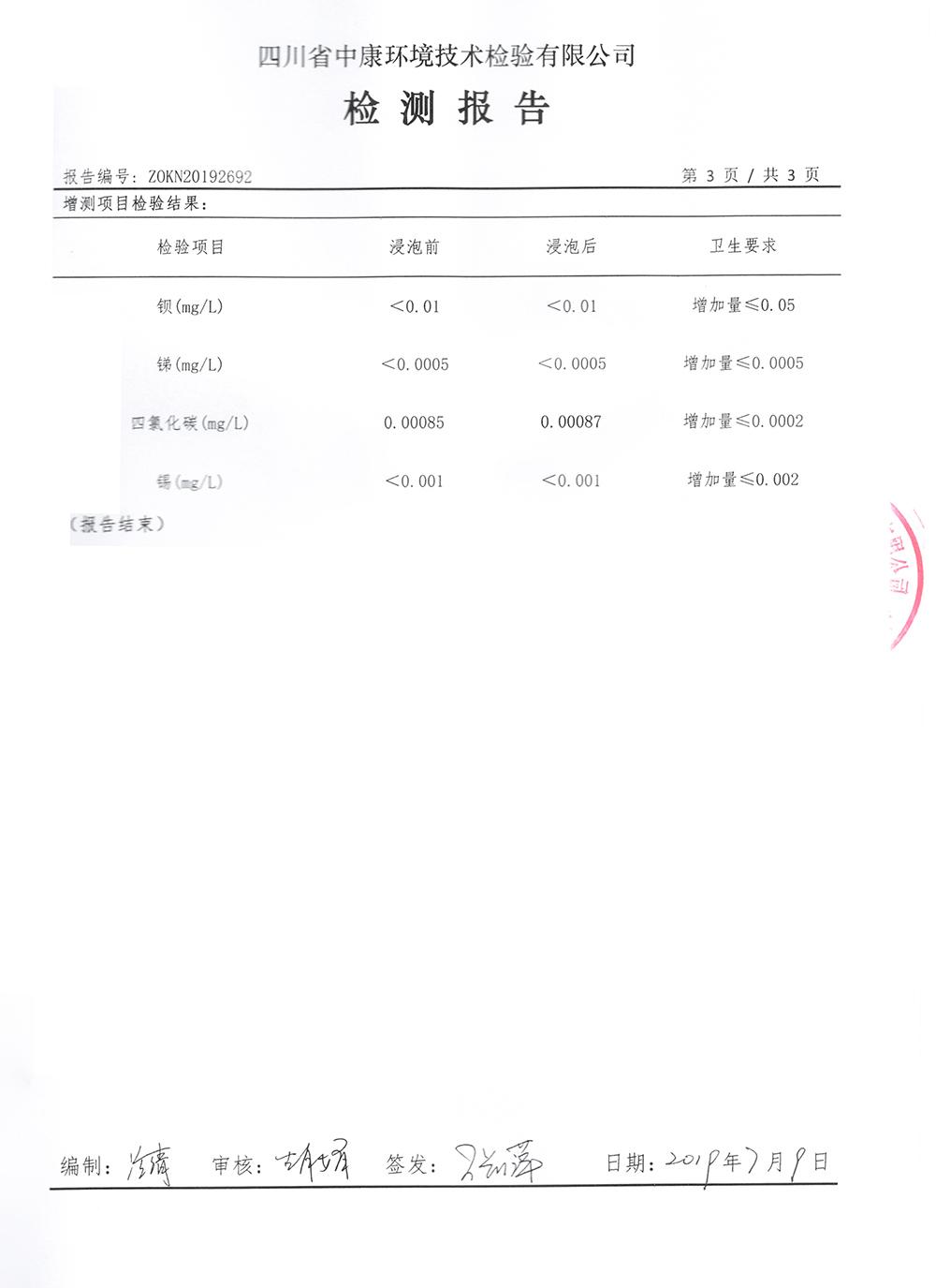 质检报告04