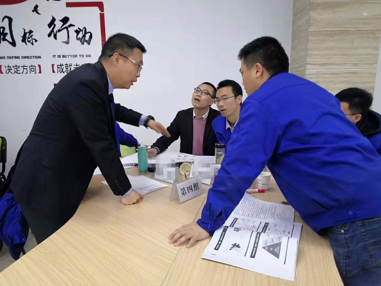 2019年11月29-30日 汉捷咨询《成功的产品经理综合能力修炼》2天1晚定制培训成功举办