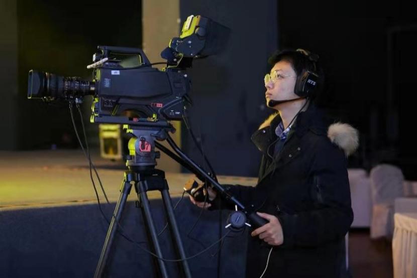 刘慈欣—第五届中国(成都)国际科幻大会,盛大开幕。