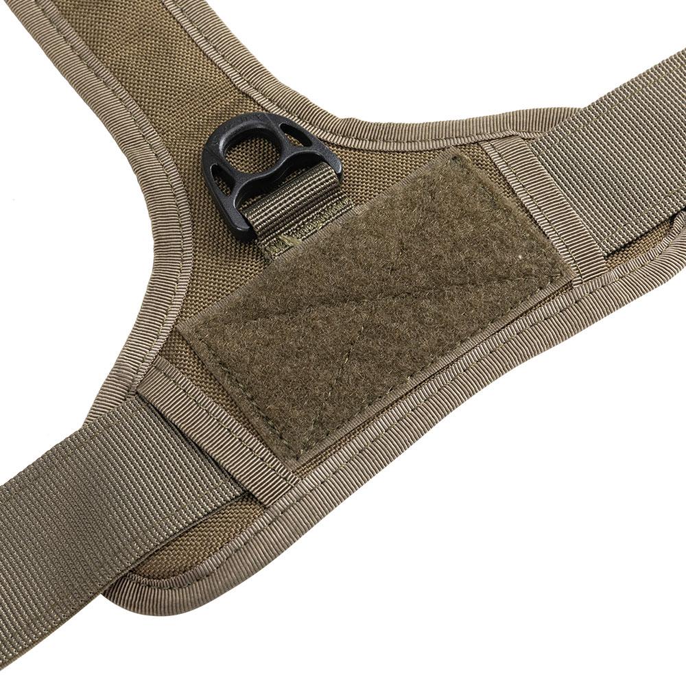 Pet Dog Harness Training Dog Clothes Molle Adjustable Pet Dog for Dog Vest
