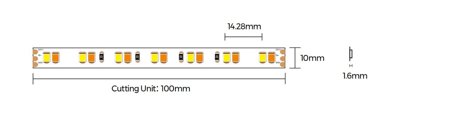 D8140SWW-24V-10mm