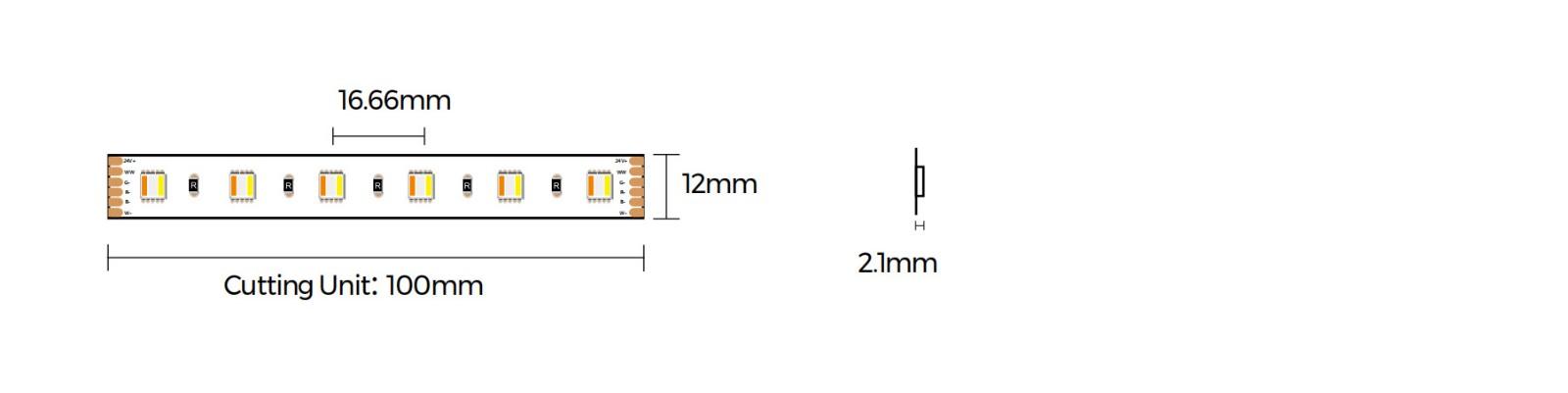 D560RGBLWW-24V-12mm