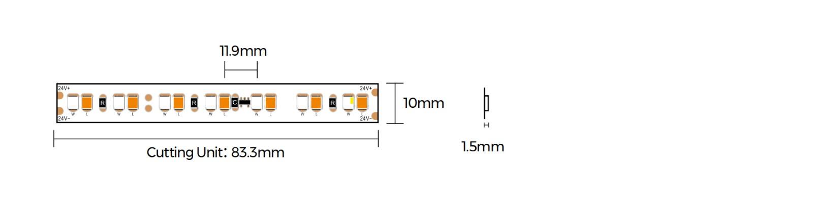 DT8168SWW-24V-10mm