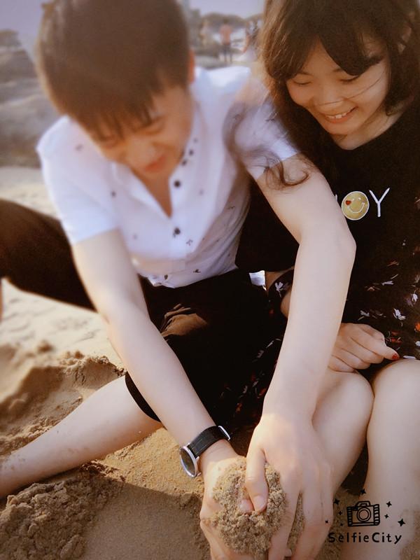 你是琐碎平常,你是夏日的阳光