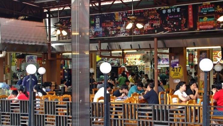 关于新加坡的衣食住行