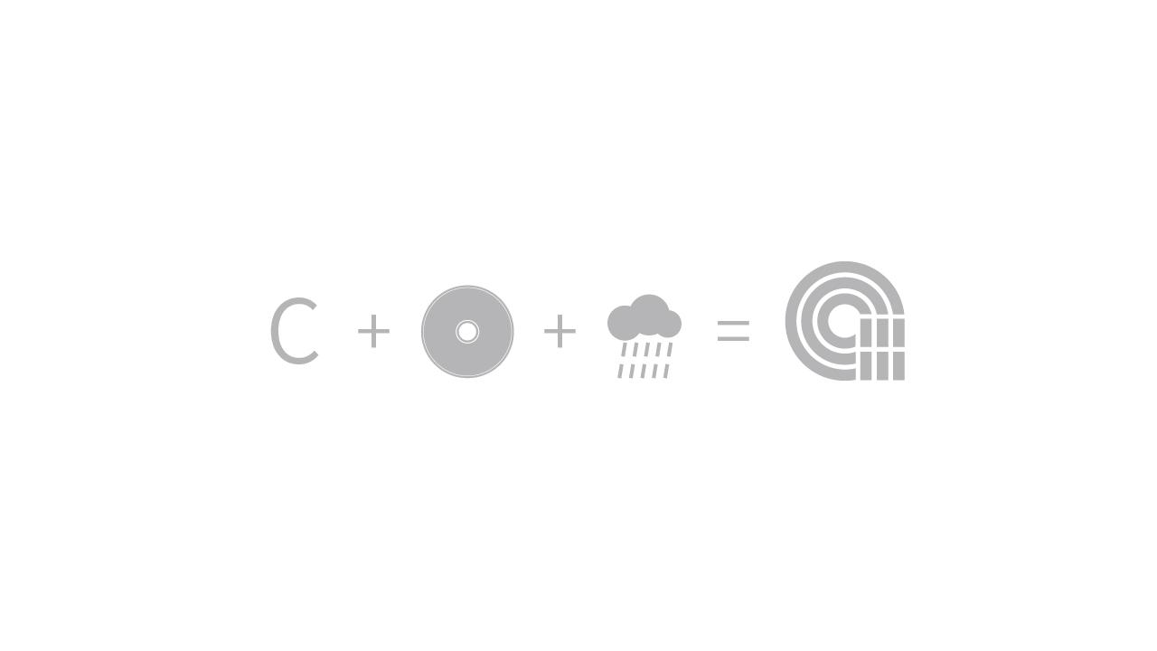 山东泰安软件园(原山东春雨软件园)logo设计案例