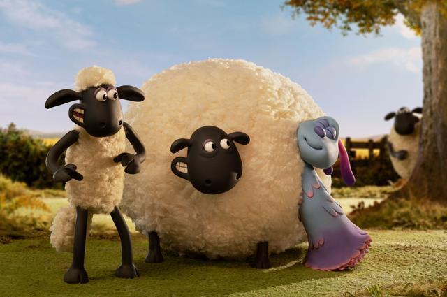 小羊肖恩上太空,黏土动画五年一部太艰难丨揭秘