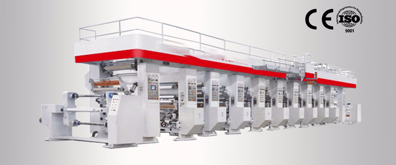 直接印刷方式是凹版印刷机的特色