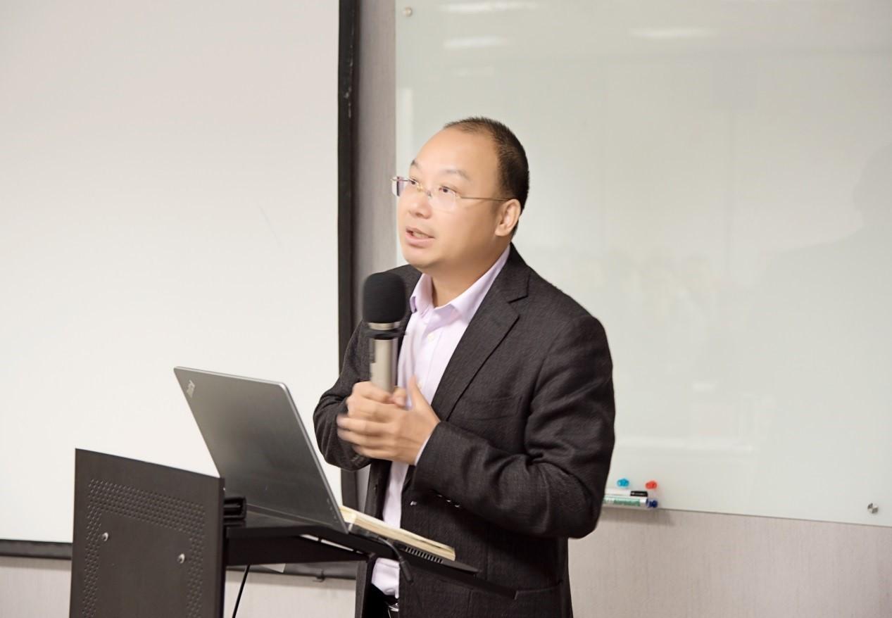 【咨询动态】新安某有机硅有限公司精益管理项目(二期)结案评审大会