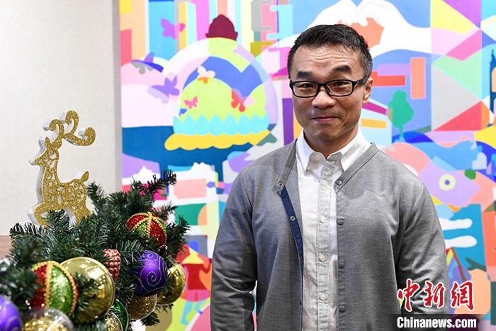"""""""香港创新领军人物""""许诚毅 从动画师到电影导演的求变之路"""