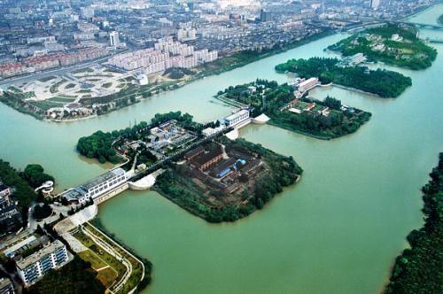 中共中央、国务院印发了《长江三角洲区域一体化发展规划纲要》第五章第四节