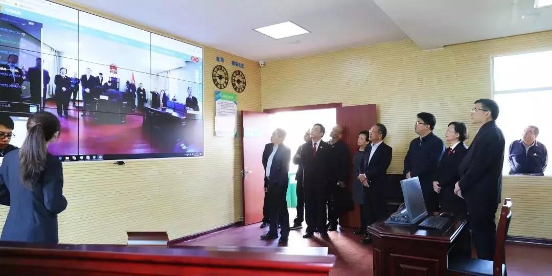 河南首个涉侨互联网巡回审判点、涉侨在线法官工作室揭牌