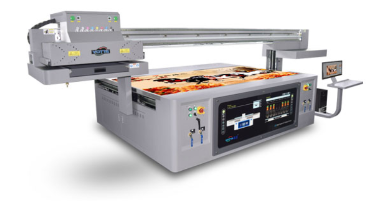 UV打印机越来越火爆