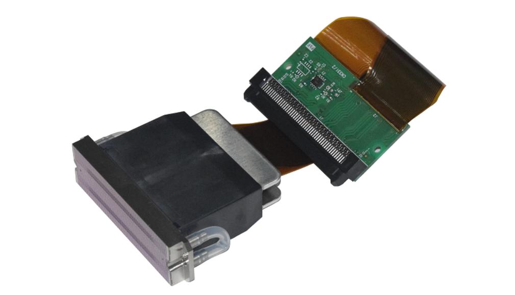 UV打印机理光喷头的优点