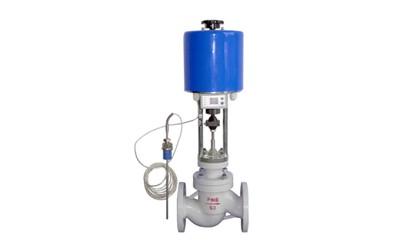 OSAZW(P/M/N)自力式电控温度调节阀