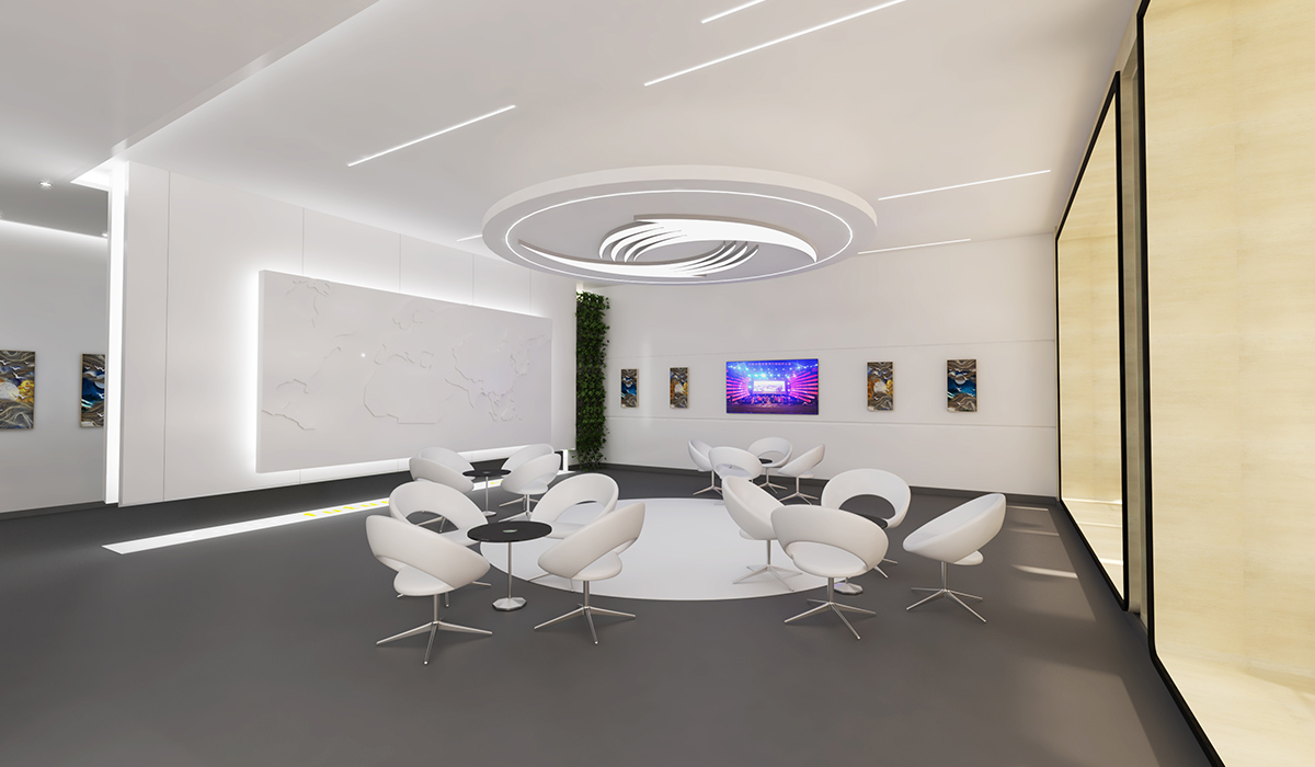 2019-5-10| 正保远程教育展示中心——让设计成为全新的生活艺术和哲学