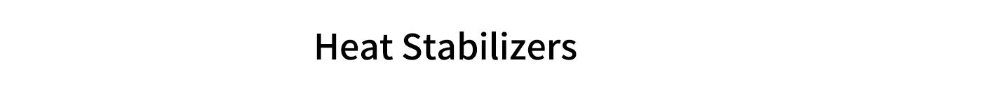 LeStab® Heat Stabilizers