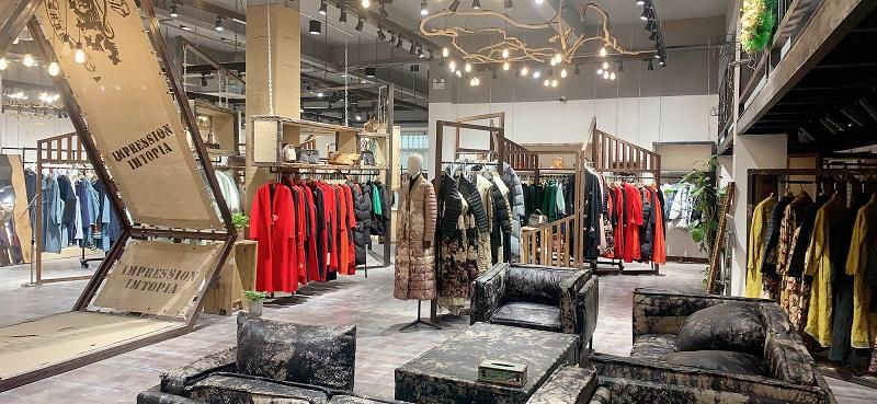 开一家快时尚服装店需要多少钱