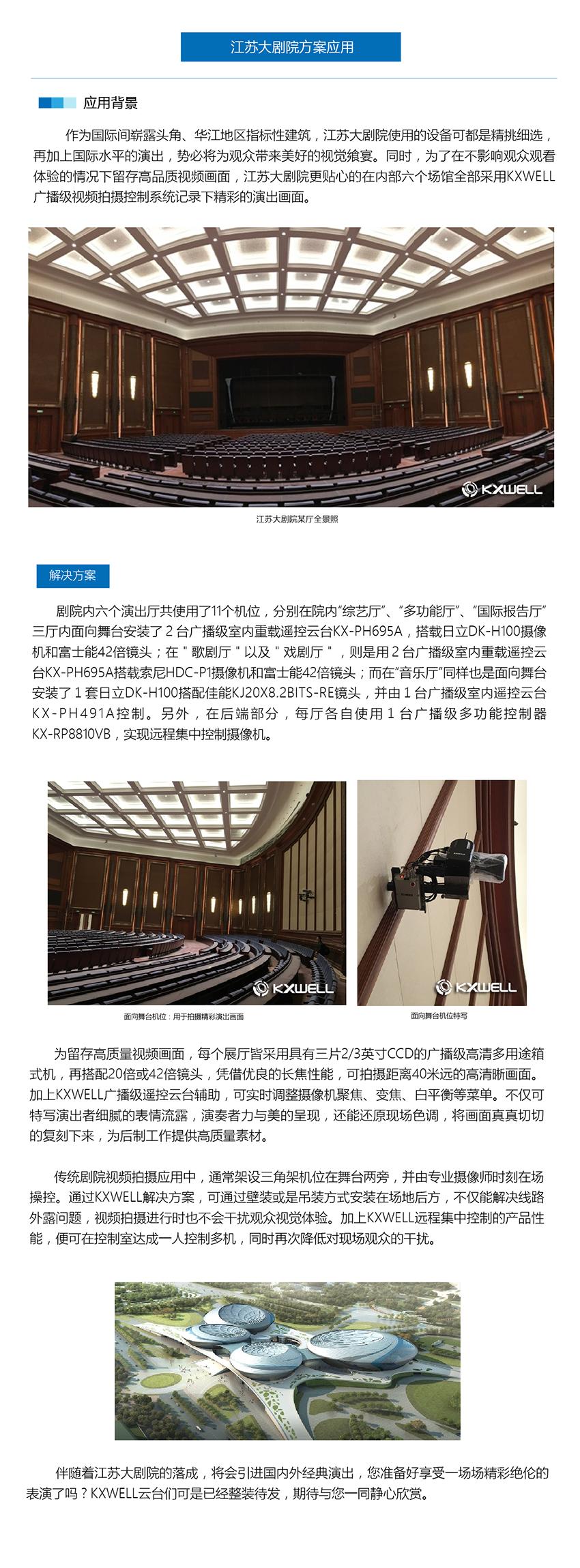 艺术与科技融合之美——江苏大剧院