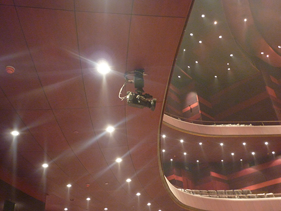 Handan theatre