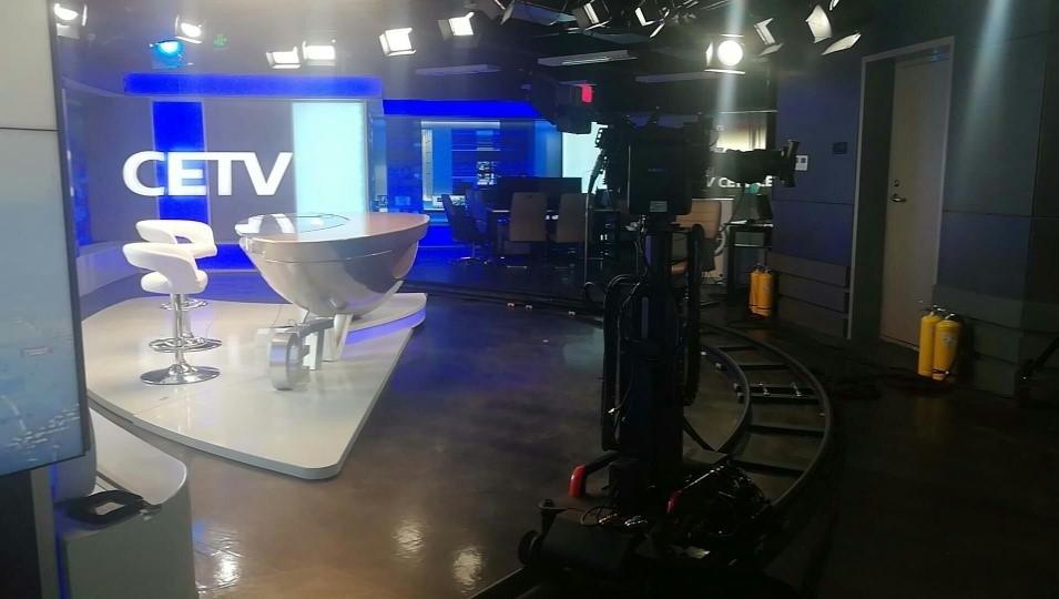 助力兩會新聞報道|KXWELL自動化演播室方案入駐CETV