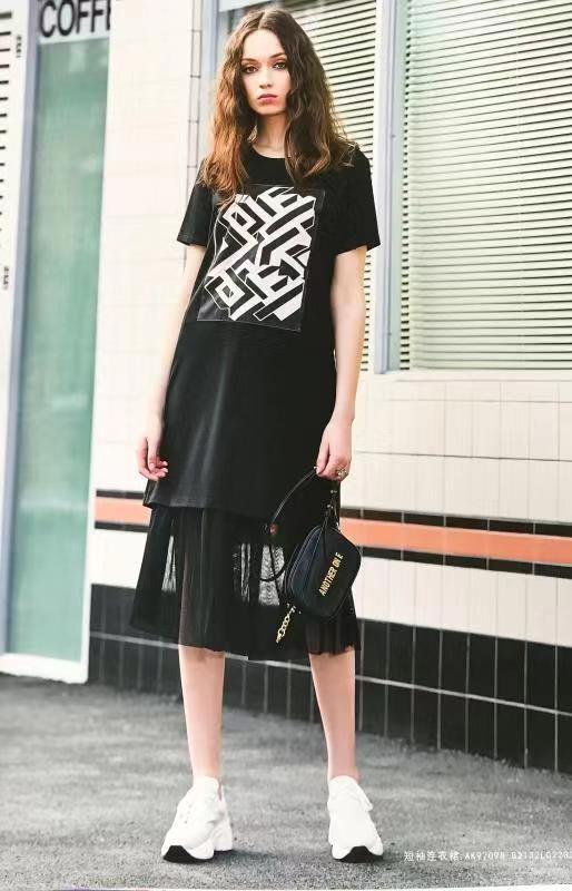中时海创品牌女装折扣【ANOTHER  ONE】20春夏装系列品牌上新