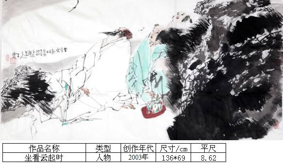 王西京10坐看云起时2010
